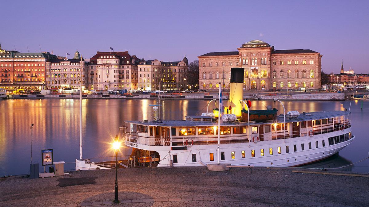 Båtutflykt stockholms skärgård
